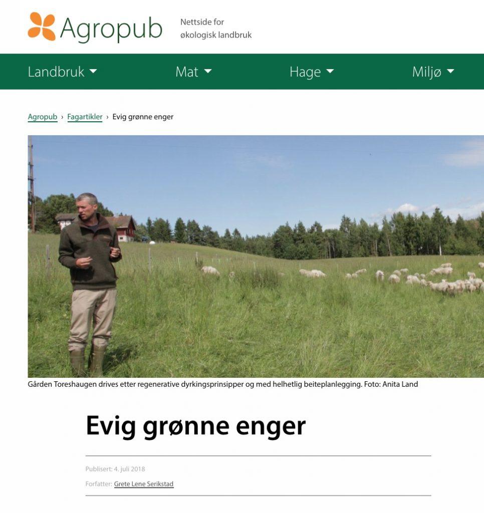 eviggrønneenger agropub